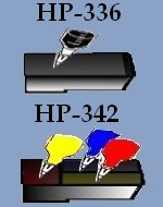 HP336/HP342 Kit de recharge